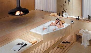 kaldewei plaza duo asymetrick rohov vana stranov varianta lev esk vany. Black Bedroom Furniture Sets. Home Design Ideas