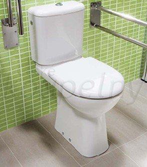 Montážní výška wc